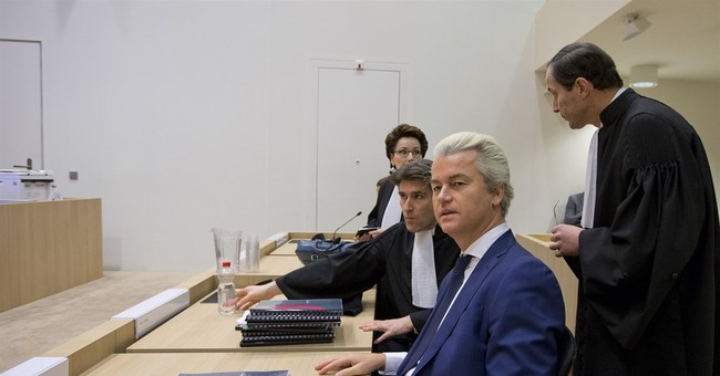 Dutch lawmaker Wilders in court on hate speech charges