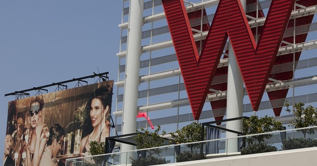 Starwood takes improved bid from Anbang