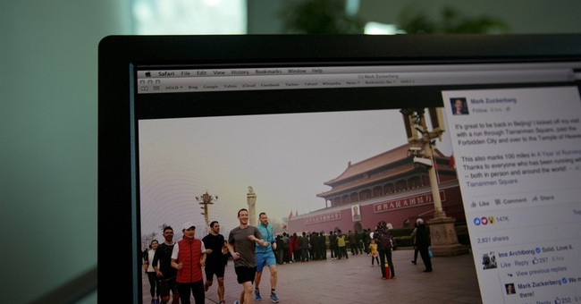 Zuckerberg's run in Beijing's toxic air stirs Chinese public