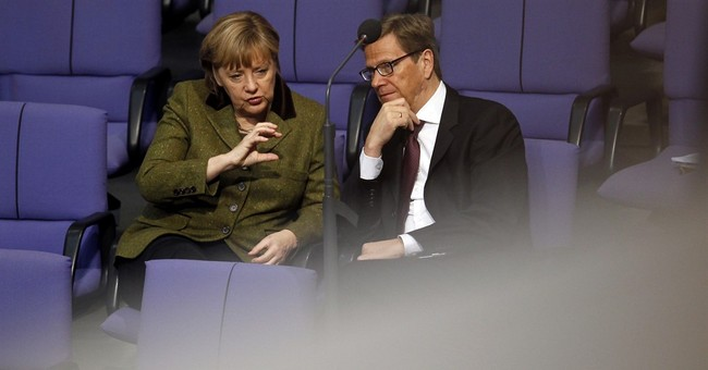 Germany: ex-foreign minister Guido Westerwelle dies at 54