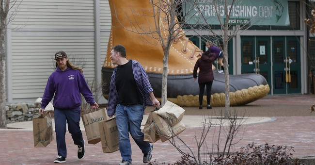 L.L. Bean reports flat sales in tough year for retailers
