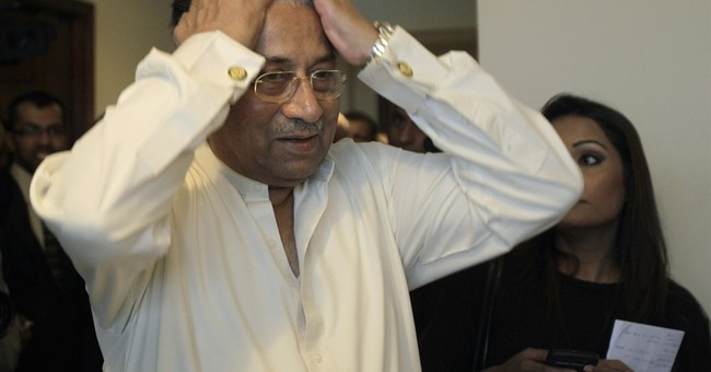 Former Pakistan military ruler, facing trial, heads to Dubai