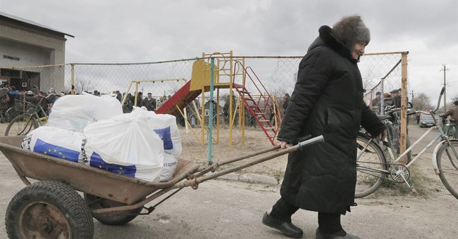 Rebel rep: Ukraine truce deal could take years to implement