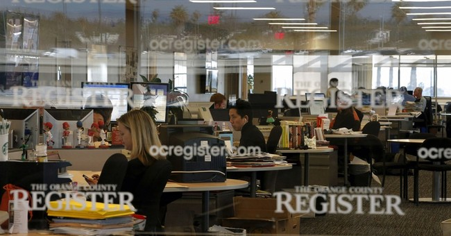 Orange County Register to be sold to Digital First Media