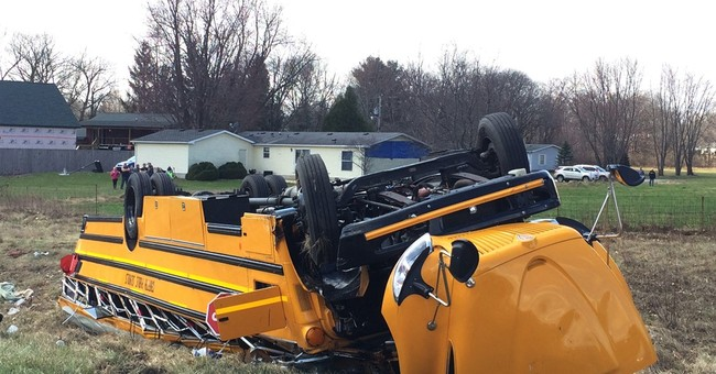 Indiana town grateful all survived basketball team bus crash