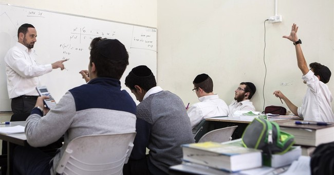 In Israel, new generation of ultra-Orthodox Jews integrating