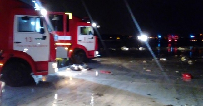 All 62 aboard Dubai airliner killed in crash in south Russia