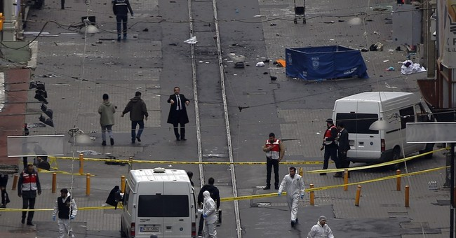 The Latest: 2 Israeli-Americans killed in Istanbul bombing