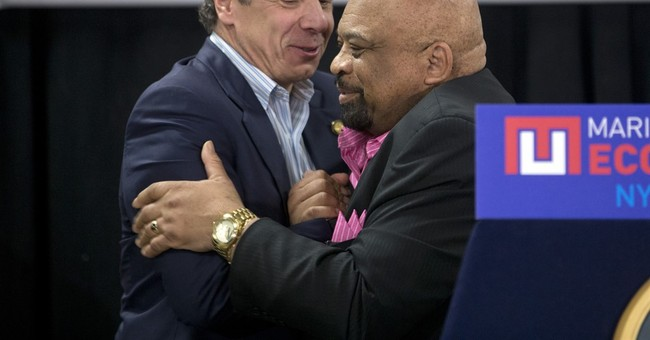 Cuomo's 'Fight for $15' blurs lines between policy, politics