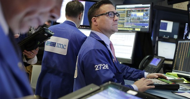 US stock market drops, ending its worst week since 2011
