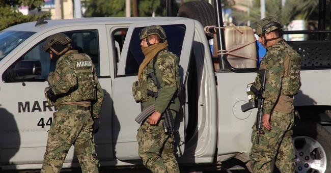 Drug lord 'El Chapo' Guzman recaptured by Mexican marines