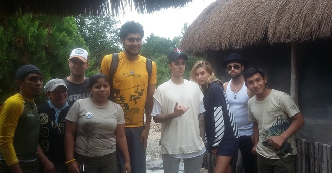 Singer Justin Bieber asked to leave Mexico's Tulum ruin site