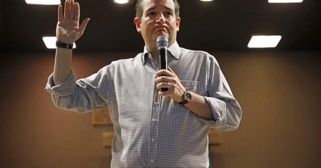 Trump escalates attacks on Ted Cruz's eligibility to run