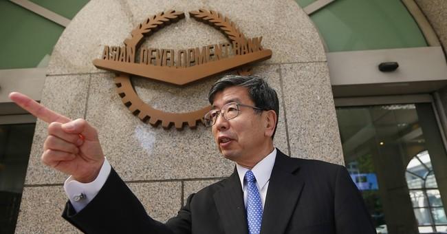 ADB head optimistic China's economy to grow 6.7 percent