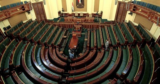Egypt's 1st legislature in 3 years to convene