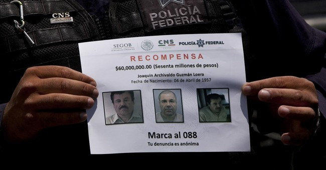 Key dates in Mexico's pursuit of drug lord 'El Chapo' Guzman