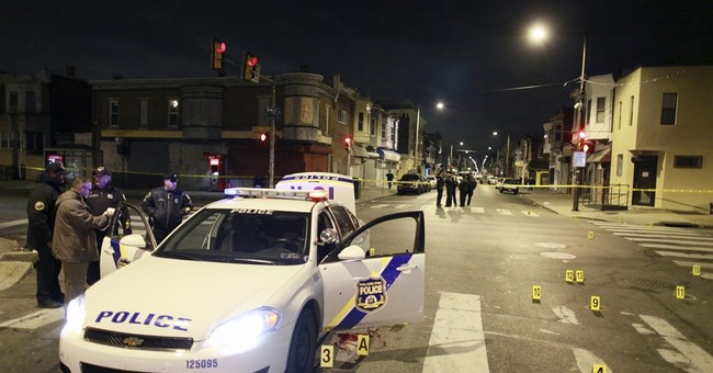 The Latest: NYPD urges vigilance after Philadelphia shooting