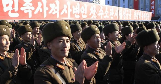 Kim visits military as Koreas slide into Cold War standoff
