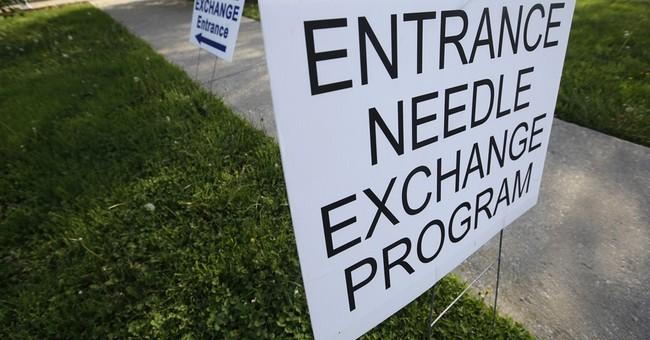 Needle exchange leaders cheer relaxed federal funding ban