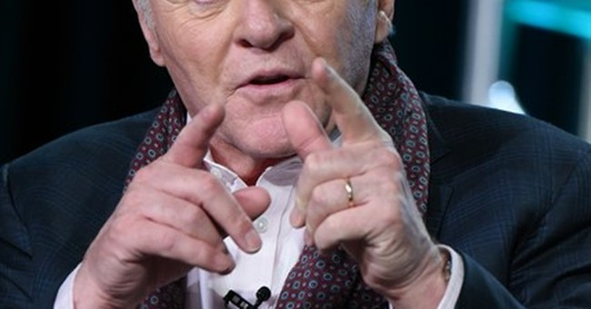 How Anthony Hopkins views his relationship with Shakespeare