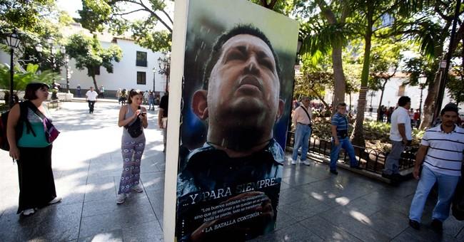 Venezuelan socialists protest new congress' ban on Chavez