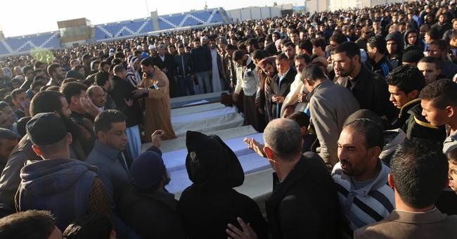 Libya truck bombing kills at least 60 policemen, wounds 200