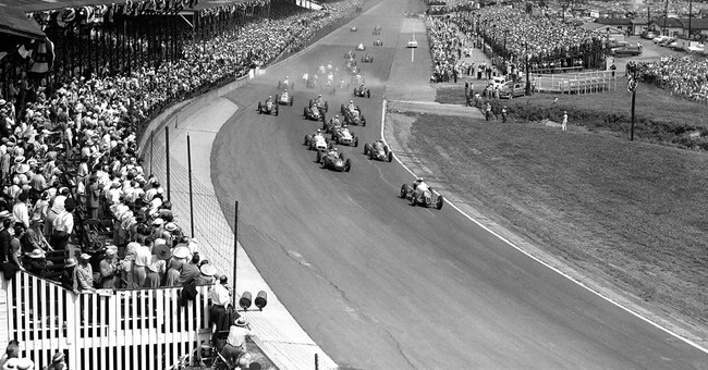 Highlights from the 34th running of the Indianapolis 500