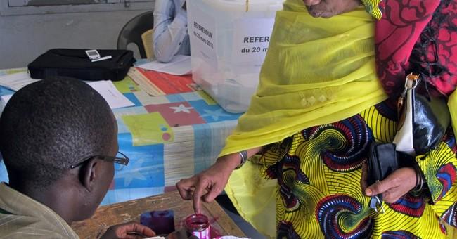 Senegal votes on referendum to reduce presidential term