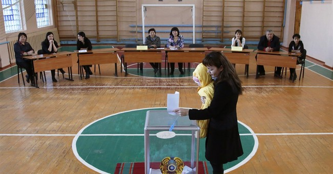 Voting in parliamentary election begins in Kazakhstan