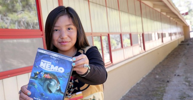 Flagstaff kids among cast 'Finding Nemo' in Navajo