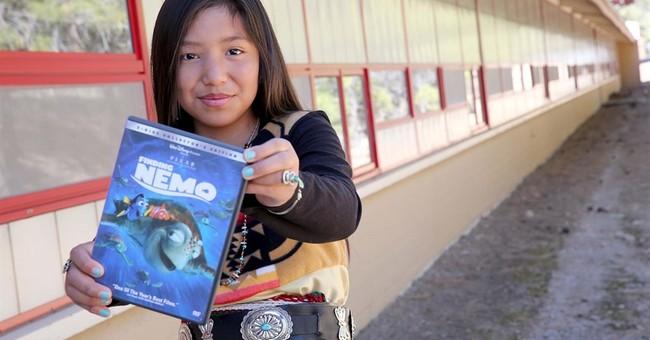 Flagstaff kids among cast 'Finding Nemo' in Navajo