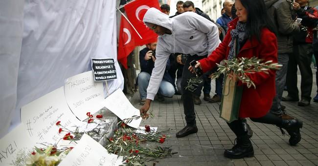 Suicide bombings in Turkey since July 2015
