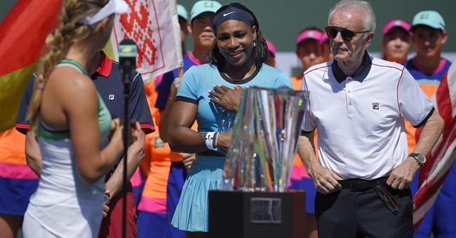 Tennis tourney director: Women 'ride on coattails of men'