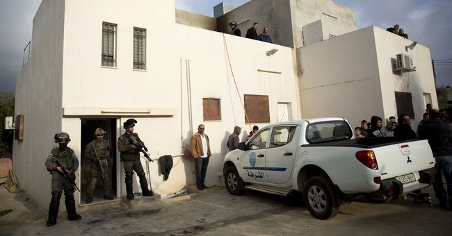 Israeli police: Arson in West Bank likely not Jewish crime