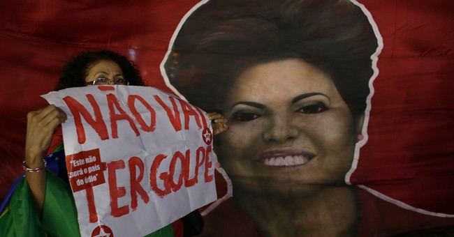 Brazil poll shows strong support for president's impeachment