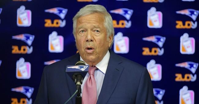 Patriots owner Kraft seeks 'Deflategate' draft picks back