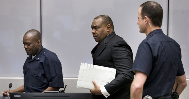 Congolese ex-vice president convicted at international court