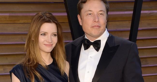 APNewsBreak: Elon Musk's wife files to divorce billionaire