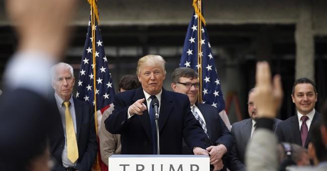 Trump, in campaign break, resumes old job as businessman