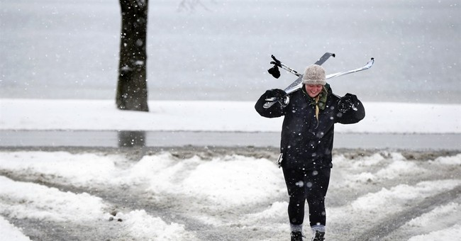 New Englanders relieved as storm proves nuisance, not menace