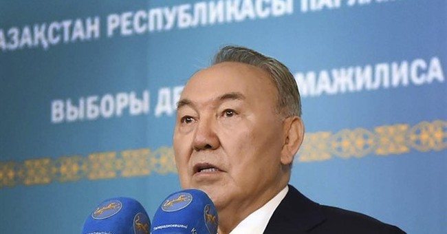 Observers see irregularities in Kazakh election