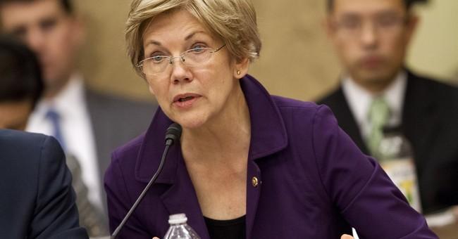 Elizabeth Warren labels Trump a loser, bully _ but a threat