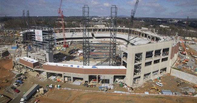 Atlanta sports events could be threatened by religious bill