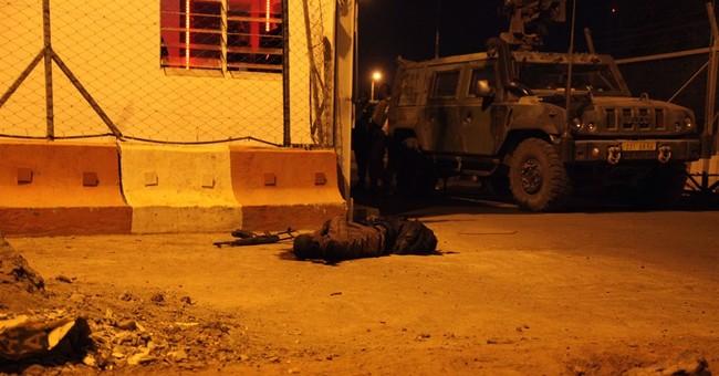 Gunmen attack EU mission in Mali capital; 1 attacker dead