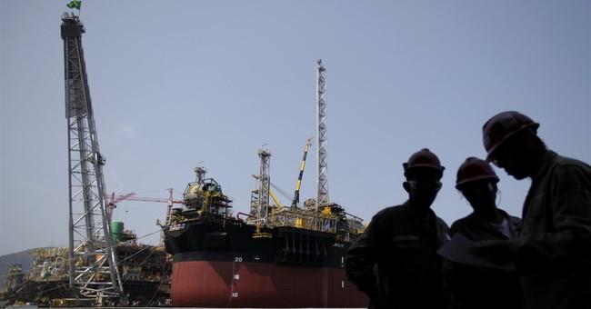 Brazil's Petrobras reports $10.2 billion quarterly loss