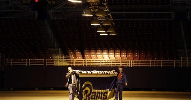 Era ending: Rams closing up shop in St. Louis