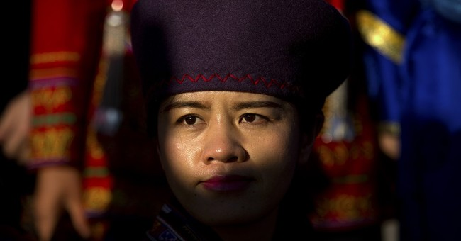 AP PHOTOS: Editor selections from the past week in Asia