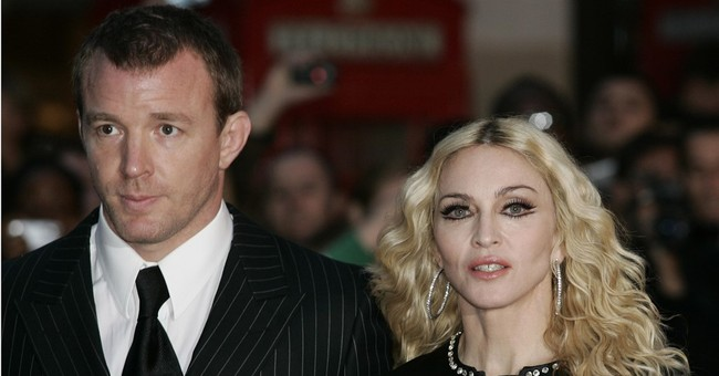 UK judge implores Madonna, Ritchie to settle custody dispute