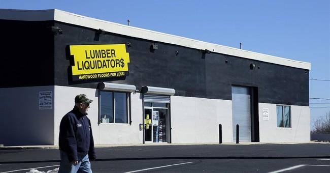 Lumber Liquidators pays $2.5M to settle California case