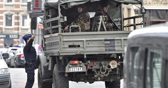 Belgium soccer team cancels practice after Brussels attacks